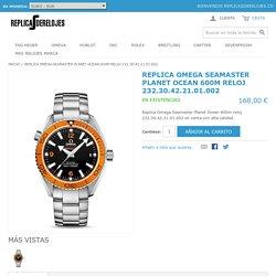 Mejor replica Omega Seamaster Planet Ocean 600m reloj 232.30.42.21.01.002 en venta