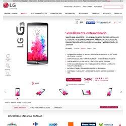LG G3 - El mejor smartphone