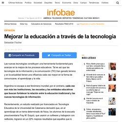 Mejorar la educación a través de la tecnología