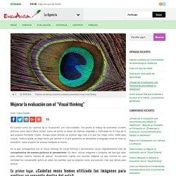 """Mejorar la evaluación con el """"Visual thinking"""""""
