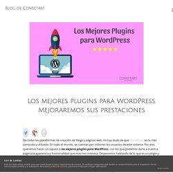 Los mejores plugins para WordPress. Mejoraremos sus prestaciones