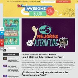 Las 5 Mejores Alternativas de Prezi by PowToon!