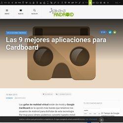 Xataka Android - Las 9 mejores aplicaciones para Cardboard