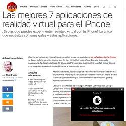Las mejores aplicaciones de realidad virtual para el iPhone - CNET en Español