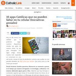 Las mejores apps católicas del 2015