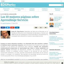 Las 10 mejores páginas sobre Aprendizaje Servicio