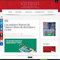 Los mejores Bancos de Videos Libres de derechos y Gratis