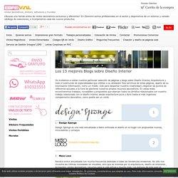 Los 13 mejores Blogs sobre Diseño Interior