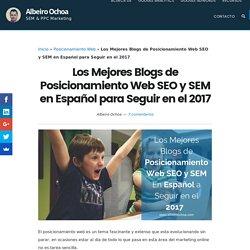 Los Mejores Blogs de Posicionamiento Web SEO y SEM