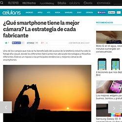 Mejores cámaras de smartphones del mercado