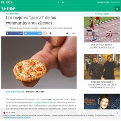 """Los mejores """"¡zasca!"""" de los community a sus clientes"""