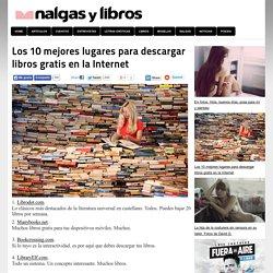 Los 10 mejores lugares para descargar libros gratis en la Internet