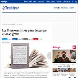 Los 8 mejores sitios para descargar eBooks gratis - TechTear