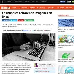 Los mejores editores de imágenes en línea
