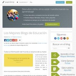 Los Mejores Blogs de Educación - ExamTime en Español