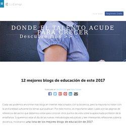 12 mejores blogs de educación de este 2017 – GoConqr