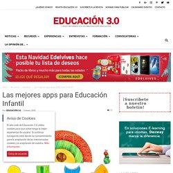Las mejores apps para Educación Infantil
