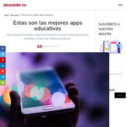 Las mejores apps educativas para Android y iOS 2020
