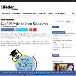 Los 100 Mejores Blogs Educativos - Lifeder