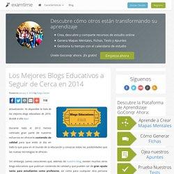 Los Mejores Blogs Educativos a Seguir de Cerca en 2014