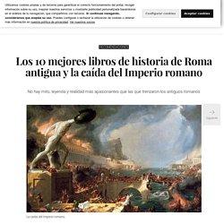 Amazon: Los 10 mejores libros de historia de Roma antigua y la caída del Imperio romano