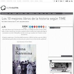Los 10 mejores libros de la historia según TIME