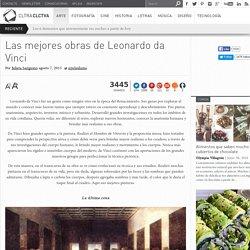 Las mejores obras de Leonardo da Vinci