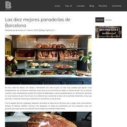 Las diez mejores panaderías de Barcelona