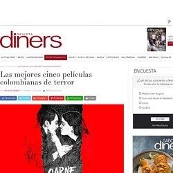 Las mejores cinco películas colombianas de terror