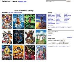 Las mejores películas de anime (manga) online y gratis