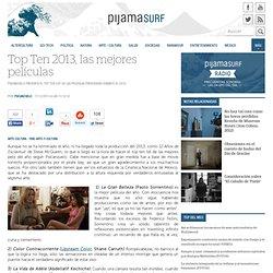 Top Ten 2013, las mejores películas