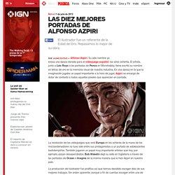 Las diez mejores portadas de Alfonso Azpiri - Retro