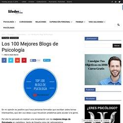 Los 100 Mejores Blogs de Psicología - Lifeder