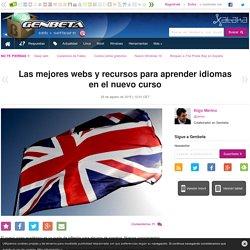 Las mejores webs y recursos para aprender idiomas en el nuevo curso