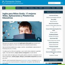 □ Inglés para Niños Gratis ▷ Mejores Webs y Recursos Educativos