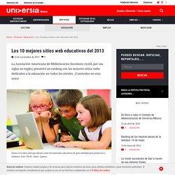 Los 10 mejores sitios web educativos del 2013
