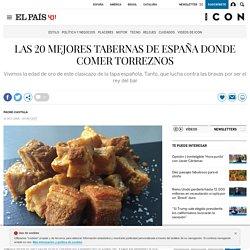 Las 20 mejores tabernas de España donde comer torreznos