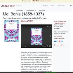 Mel Bonis (1858-1937)