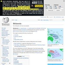Melanesia