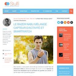 Le Razer Nabu mélange capteur d'activité et Smartwatch