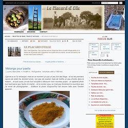 Mélange pour paella