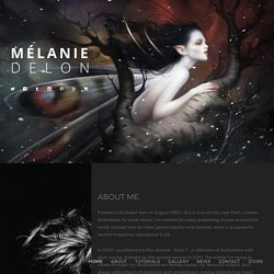 MELANIE DELON ? ILLUSTRATOR