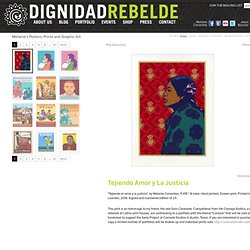 Melanie's Posters and Graphics - DignidadRebelde.com