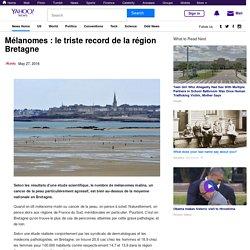 Mélanomes : le triste record de la région Bretagne