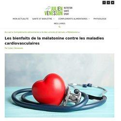 La mélatonine est efficace pour prévenir le risque cardiovasculaire