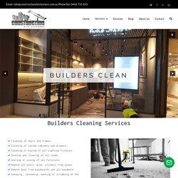 Constructionsitecleaners.com.au