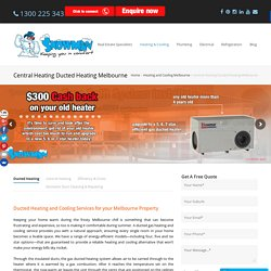 snowman ducted heating service