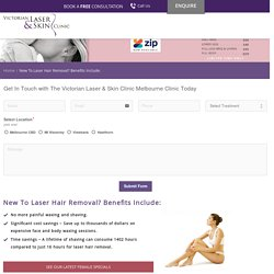 Best Laser Hair Removal Treatment in Melbourne