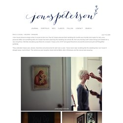 {paul & cassie} ~ wedding ~ brisbane | Brisbane Wedding Photographer | Jonas Peterson | Australia | International