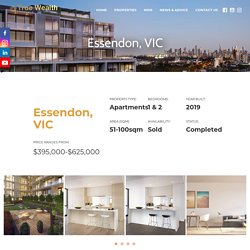 Melbourne Residential Property
